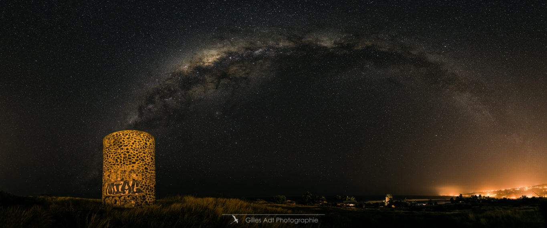 Naissance de la Voie Lactée