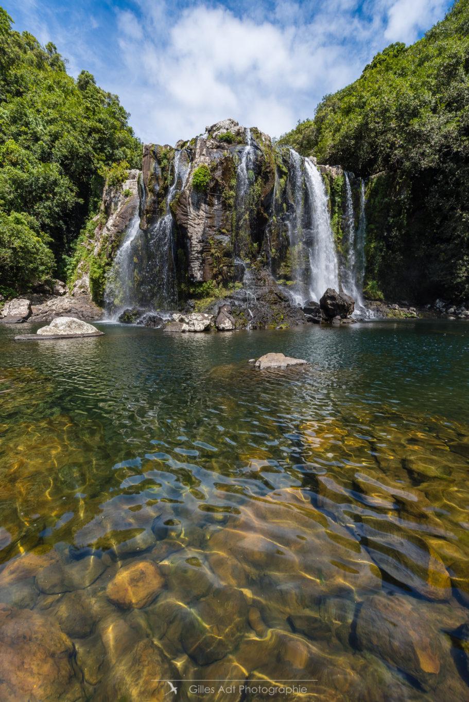La cascade de bassin Nicole