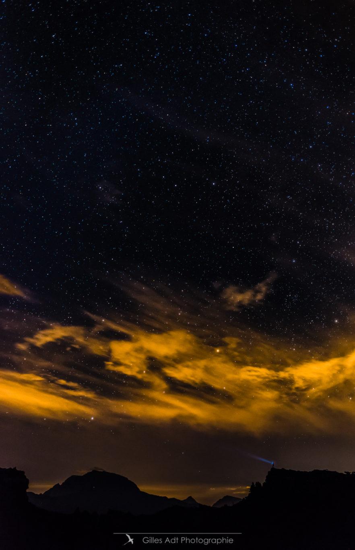 Le Commercon sous les étoiles