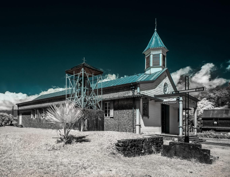 L'église de Grand Îlet