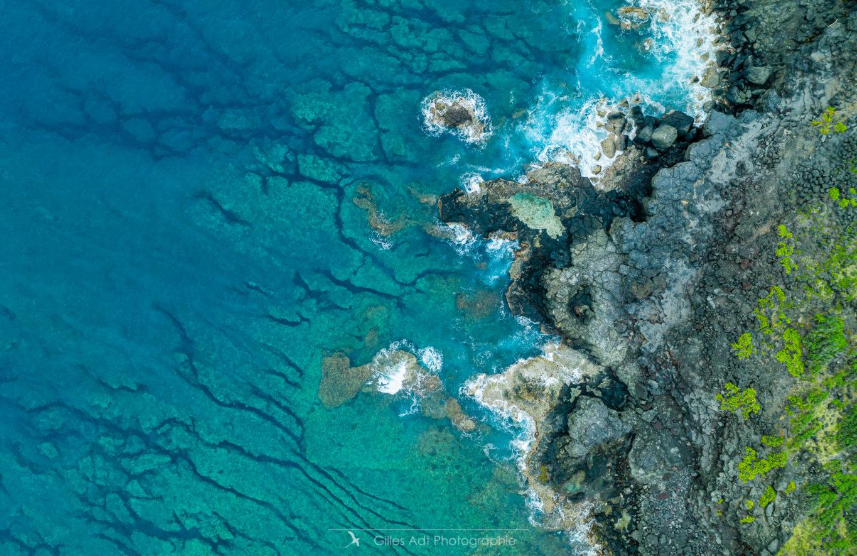 Les textures des fonds marins