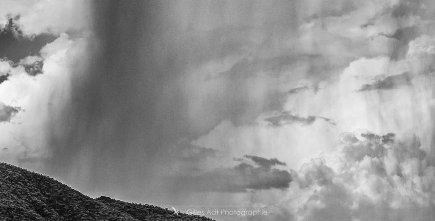 trombes d'eau aux Epupa' falls