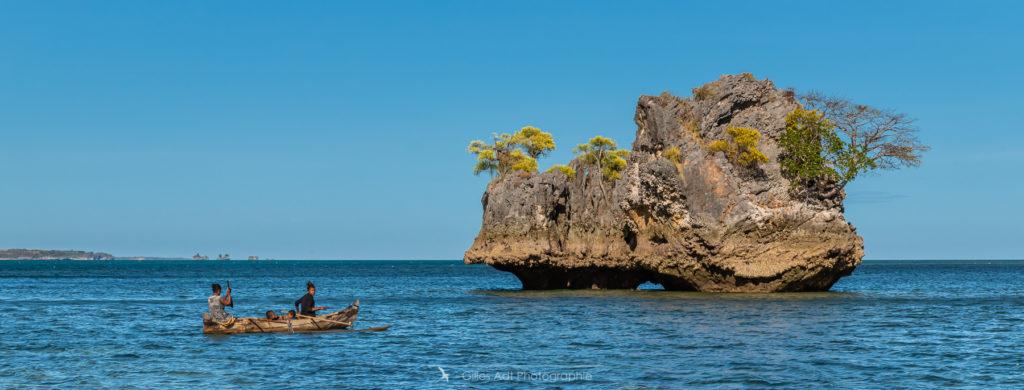 La baie de Moranba